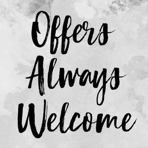 Make me an offer!😊